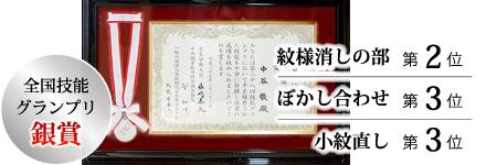 全国総合銀賞